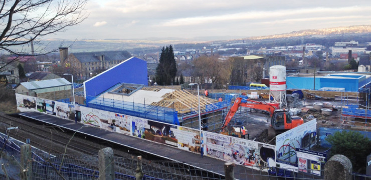 Burnley Manchester Road: latest photos