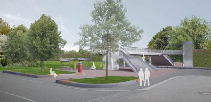 Station improvements  – good news from Aachen