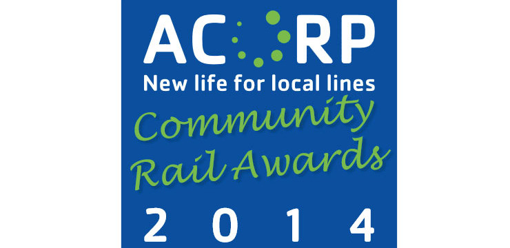 Citizens' Rail projects shortlisted for national awards