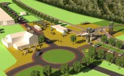 Plan for Nuth station praised as a great example of public transport interchange