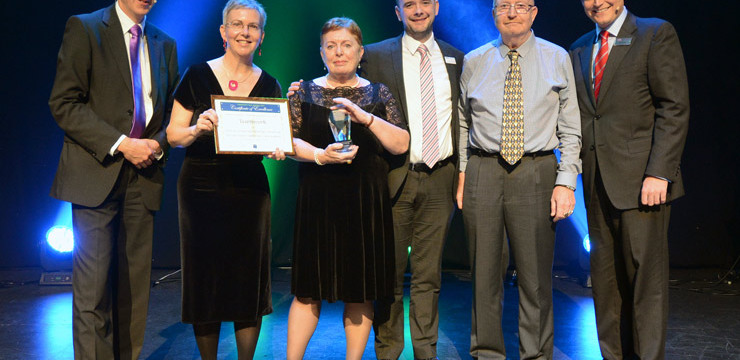 Citizens' Rail projects win national awards