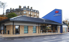 Burnley Manchester Road – station building now open