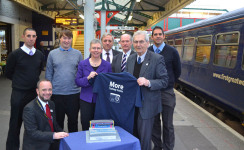 Anniversary of improved Torbay train service