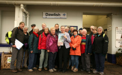 Walks booklet launched