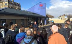 Burnley Manchester Road: More passengers, happier passengers