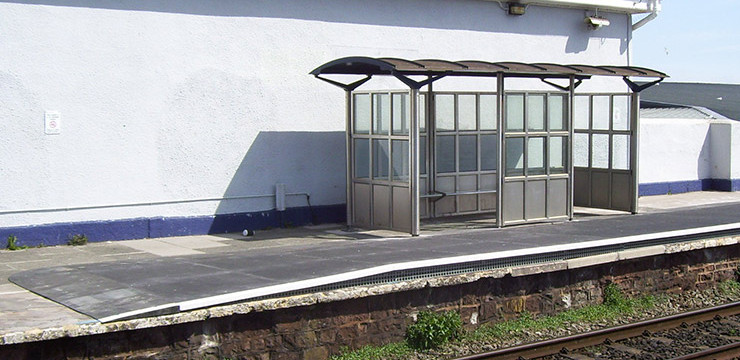 Access improved at Exeter St Thomas station