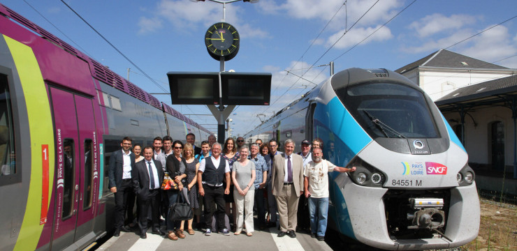 Partner meeting in Pays de la Loire