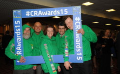 Citizens' Rail bei den nationalen Community Rail Awards ausgezeichnet